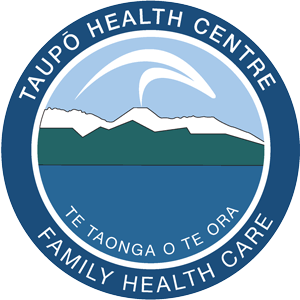 Taupo Health Centre Logo