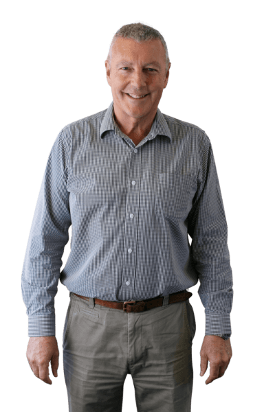Photo of Dr Peter Fleischl